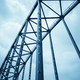 steel structure bridge closeup - PhotoDune Item for Sale
