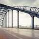 steel bridge and road in jiujiang , China - PhotoDune Item for Sale