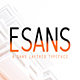 Esans Layered Font - GraphicRiver Item for Sale