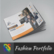 Landscape Fashion Portfolio - GraphicRiver Item for Sale