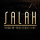 Salah Sans Serif 8 Font Family - GraphicRiver Item for Sale