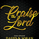 Praise the Lord Church Flyer - GraphicRiver Item for Sale