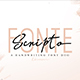Scripto Fonte Font Duo - GraphicRiver Item for Sale