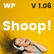 Shoop! - WordPress WooCommerce Shop Theme