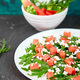 Fresh summer watermelon salad - PhotoDune Item for Sale