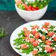 Fresh summer watermelon salad - PhotoDune Item for Sale