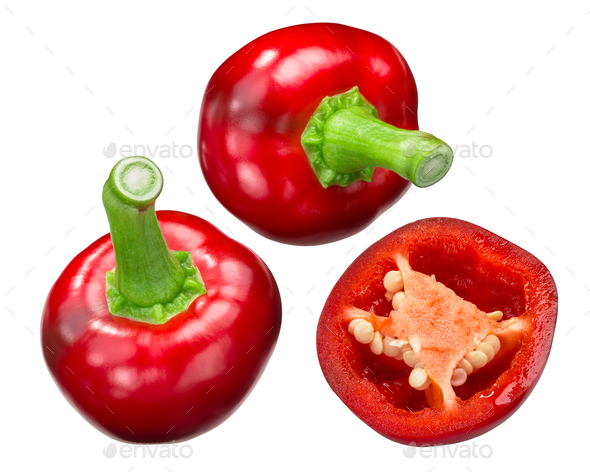 Orias Cseresznye paprika - Stock Photo - Images