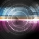 Bright Abstract Tech HUD Interface Gear  - VideoHive Item for Sale
