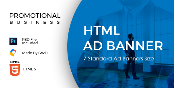 Promotional Business Ad Banners            Nulled