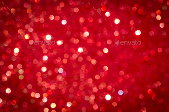 Abstract red background - Stock Photo - Images