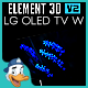 LG Signature OLED TV W for Element 3D - 3DOcean Item for Sale