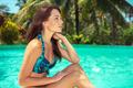 Beautiful girl on the beach - PhotoDune Item for Sale