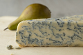 Piece of Gorgonzola picante cheese close up - PhotoDune Item for Sale