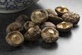 Dried shiitake mushrooms - PhotoDune Item for Sale