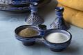 Moroccan pepper and salt set - PhotoDune Item for Sale