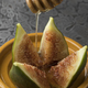 Fresh ripe fig with honey - PhotoDune Item for Sale