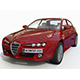 Alfa romeo - 3DOcean Item for Sale