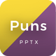 Puns Powerpoint Template - GraphicRiver Item for Sale