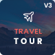 Travel Tour - Tour Booking, Travel Booking WordPress Theme