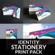 Identity Stationery Print Pack - GraphicRiver Item for Sale
