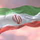Flag of Iran at Sunset - VideoHive Item for Sale