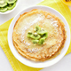 Crepes decorated with kiwi slices - PhotoDune Item for Sale