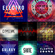 Music Album Web Cover Templates Bundle - GraphicRiver Item for Sale