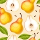 Seamless Pattern with Pears - GraphicRiver Item for Sale