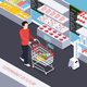 Super Market of Future Composition - GraphicRiver Item for Sale