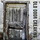 Old Door Creaking