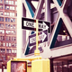 One way street signs,  New York City. - PhotoDune Item for Sale