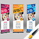 Fitness/Gym Roll up Banner - GraphicRiver Item for Sale