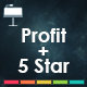 Profit + 5 Star - Keynote Presentations Bundle - GraphicRiver Item for Sale