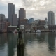 of Boston Skyline in Massachusetts. USA. - VideoHive Item for Sale
