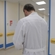 The Doctor Walks Down the Corridor with Documents - VideoHive Item for Sale
