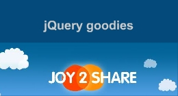 jQuery goodies