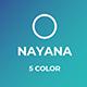 Nayana - Google Slides Template