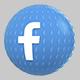 Facebook 3D Loop - VideoHive Item for Sale
