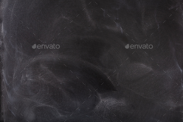Blackboard smeared close up background, wallpaper. - Stock Photo - Images