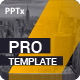 PRO Powerpoint Template - GraphicRiver Item for Sale