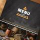Restaurant Menu Vol 46