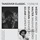 Minimalist Music Event Print Templates.0.3 - GraphicRiver Item for Sale