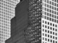 Modern architecture urban background.