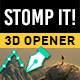 STOMP IT! - 3D Photo Opener - VideoHive Item for Sale