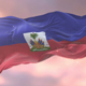 Flag of Haiti at Sunset - VideoHive Item for Sale