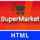Supermarket - Responsive MultiPurpose HTML 5 Template (Mobile Layouts Included) - ThemeForest Item for Sale