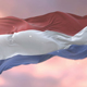 Flag of the Netherlands at Sunset - VideoHive Item for Sale