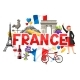 France Background Design - GraphicRiver Item for Sale