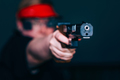 Woman on sport shooting training - PhotoDune Item for Sale