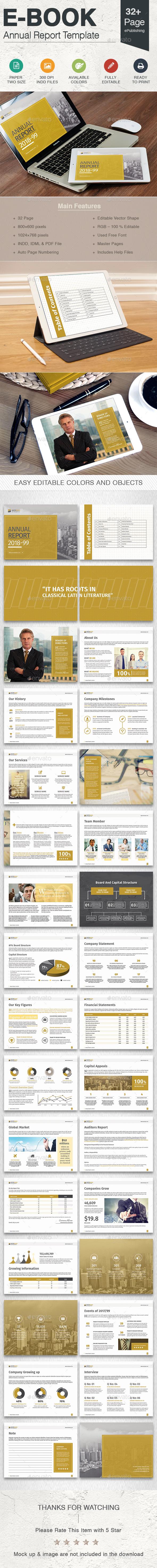 E-Book Annual Report - Digital Books ePublishing